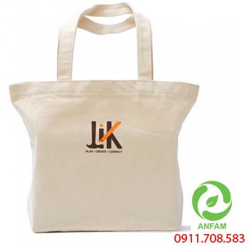 Quy trình sản xuất túi vải bố