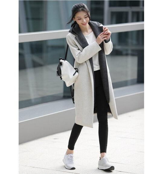 Trang phục mùa đông túi canvas